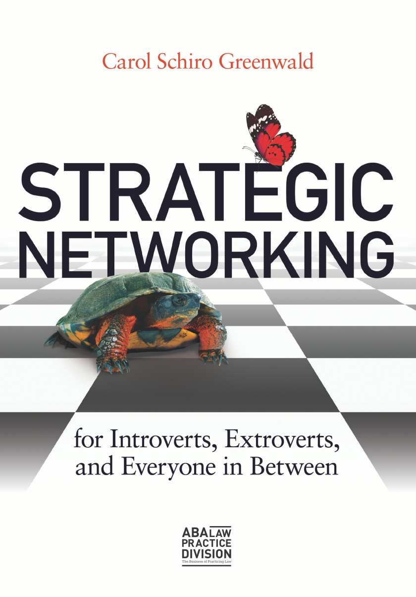 Strategic Networking for Introverts, Extroverts, and Everyone in Between book cover
